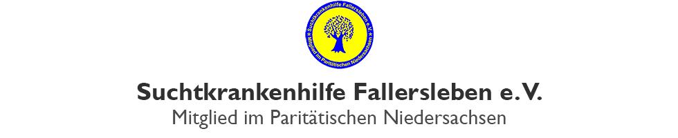 Suchtkrankenhilfe Fallersleben e. V. Logo