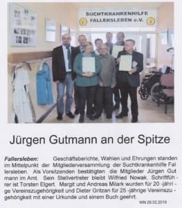 SKH Fallersleben: Gutmann bleibt an der Spitze
