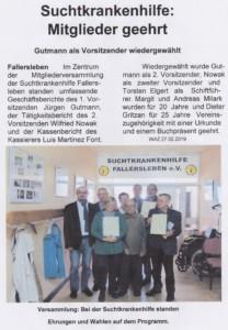 SKH Fallersleben: Vorstand bestätigt